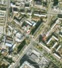 office location (satellite photo)