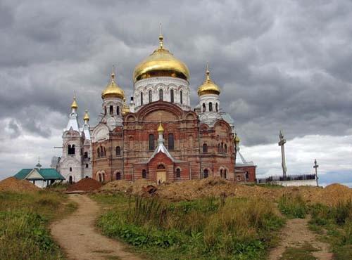 Belogorskij Monastery