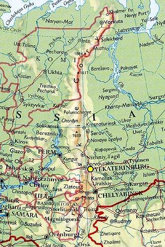 Uralskie Gory