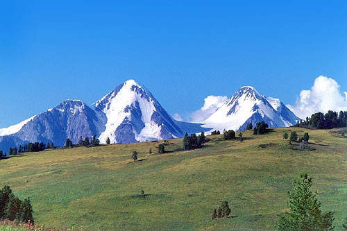 Belukha mountain 10