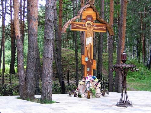 Church near Alapaevsk