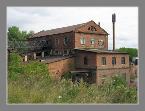 The Sysert metallurgical factory