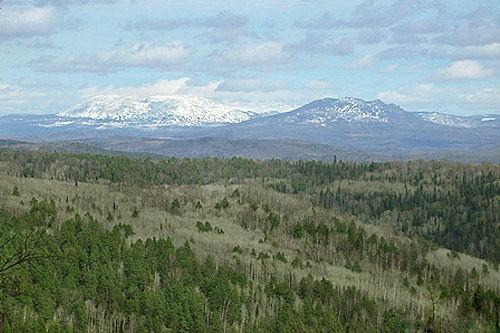 Southern-Ural-Yamantau