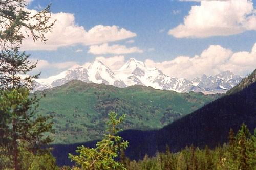 Belukha mountain 8