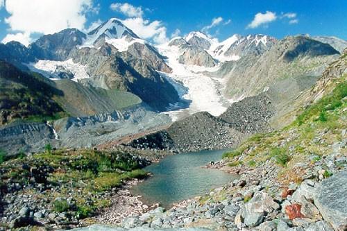 Belukha mountain 2
